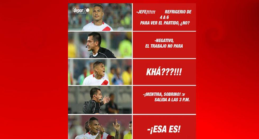¡No esperes más! los memes ya viven la previa del Perú vs. Ecuador en Quito. (Facebook)