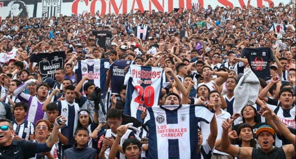 Se agotaron las entradas para el partido de Alianza Lima vs. Binacional. (Foto: GEC)