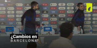 Xavi Hernández, el posible reemplazante de Valverde en Barcelona