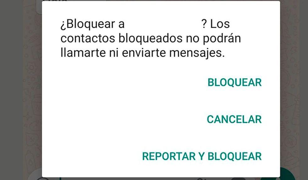 ¿Se puede enviar un mensaje a alguien que te bloqueó en WhatsApp? Sigue este truco. (Foto: WhatsApp)