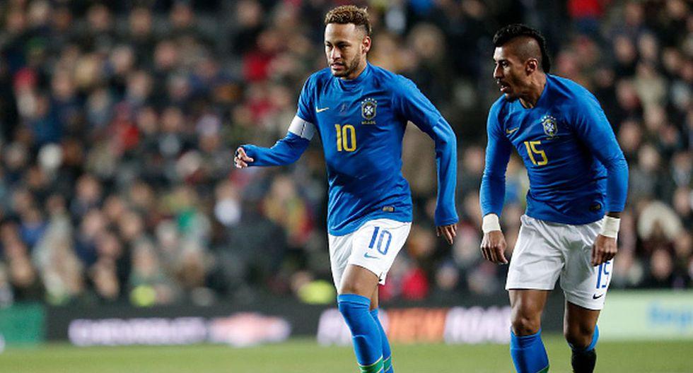 Neymar. (Foto: Getty Images)