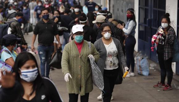 Bono Universal en Perú: ¿qué sucede con los que se registraron en el Registro Nacional de Hogares? (GEC - Leandro Britto)