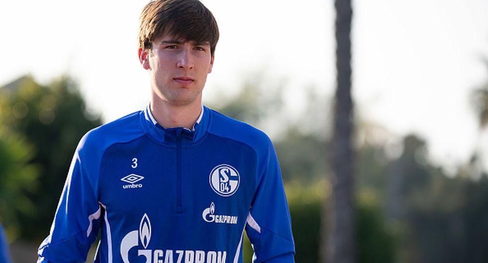 Jugador: Miranda | Club de cesión: Schalke 04. (Getty)