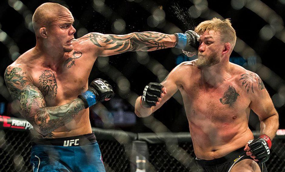 Anthony Smith tiene un récord de 33-14 como peleador profesional. (Getty Images)
