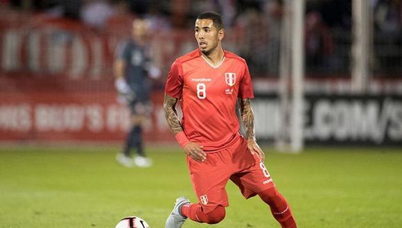 Sergio Peña se mostró feliz por su llamado a la Selección Peruana (Foto: GEC / Agencias)