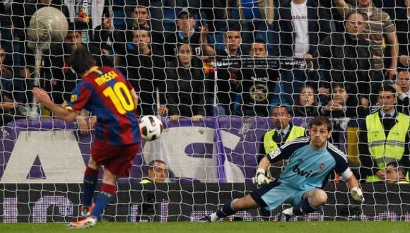 Lionel Messi e Iker Casillas se enfrentaron varias veces en Clásico de España. (Internet)