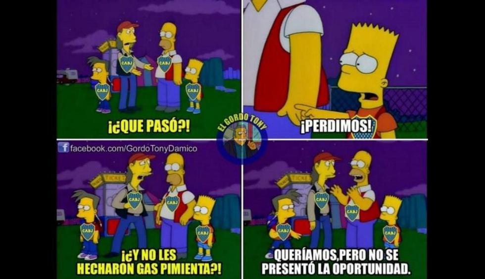 Los mejores memes que circulan en Facebook del Boca Juniors vs. River Plate por la Supercopa Argentina 2018. (Difusión)
