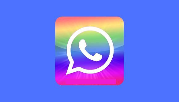 Conoce el método para poder cambiar el logo de WhatsApp a uno de colores. (Foto: Pinterest - bbpsex)