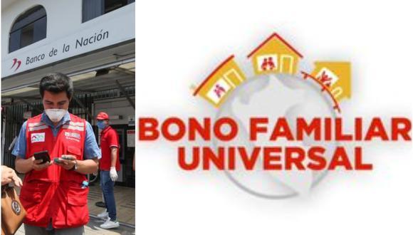 Septiembre Bono Familiar Universal de 760 soles: LINK de la plataforma
