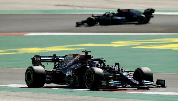 Lewis Hamilton ha ganado su segunda carrera en el presente Mundial de Fórmula. (Foto: F1)