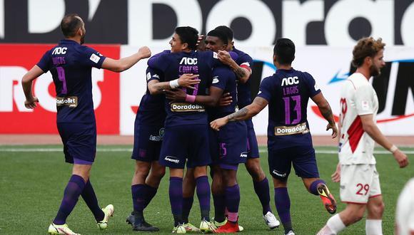 Alianza Lima vs. UTC, por la fecha 14 de la Fase 2 (Foto: Fernando Sangama/GEC)
