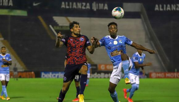 Sporting Cristal vs. Municipal jugaron en Matute (Foto: Liga 1)
