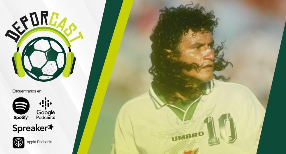 Marco Etcheverry: ídolo de Bolivia sueña con ver a su selección en el Mundial