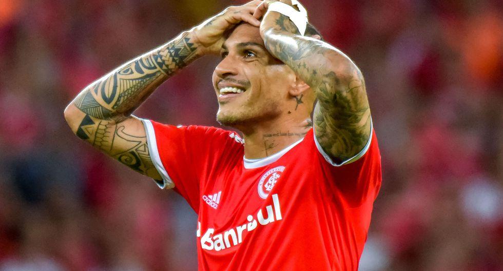 Paolo Guerrero también ha jugador en Corinthians y Flamengo. (Foto: AFP)