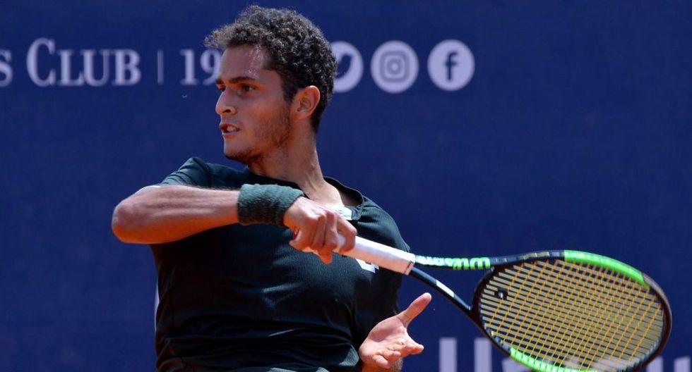 Juan Pablo Varillas derrotó al local Gaedechens y avanzó a la ronda final de la 'qualy' del Chile Open. (Foto: Tenis Al Máximo/UO)