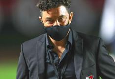 Lo sufre el 'Millo': Marcelo Gallardo no entrena con River Plate por posible contagio de COVID-19