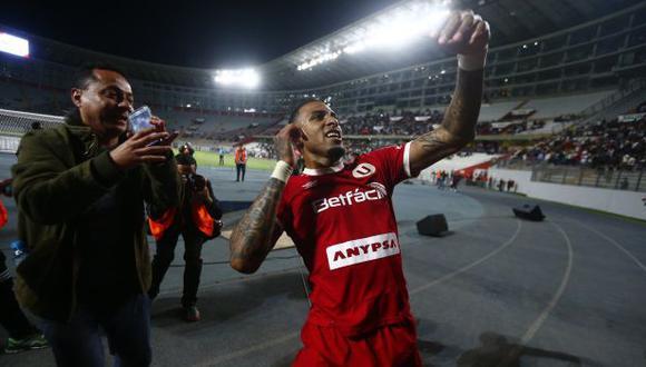 Alexi Gómez podría ser prestado a la MLS. Universitario no tiene presupuesto para tenerlo en su plantilla. (Foto:
