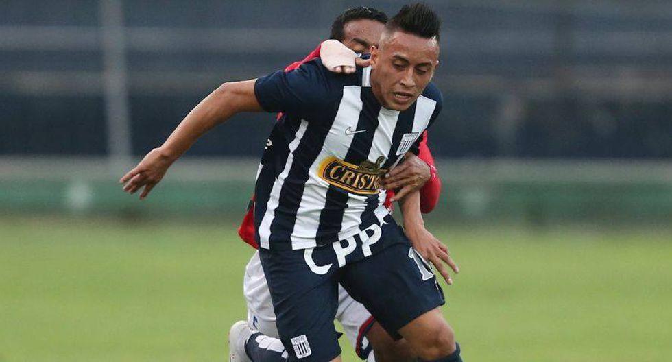 Christian Cueva perteneció a Alianza Lima en los años 2014 y 2015 (Foto: GEC)