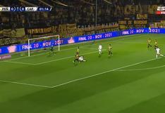 Cumple la 'ley del ex': Terans anota el 1-0 de 'chalaca' para Paranaense ante Peñarol [VIDEO]