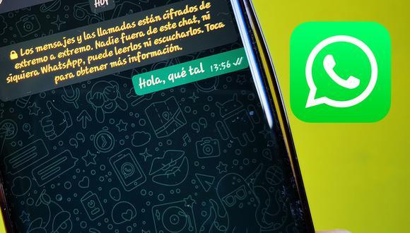 De esta forma podrás cambiar el estilo de la letra de WhatsApp sin muchos programas. (Foto: Mag)