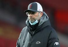 """Klopp da la cara ante el mal momento del Liverpool: """"Si quieres ganar, tienes que ser absolutamente top"""""""