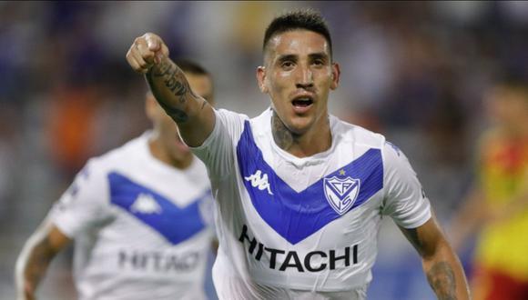 Vélez venció 1-0 a Aucas por fase 1 de la Copa Sudamericana 2020 con golazo de Centurión.