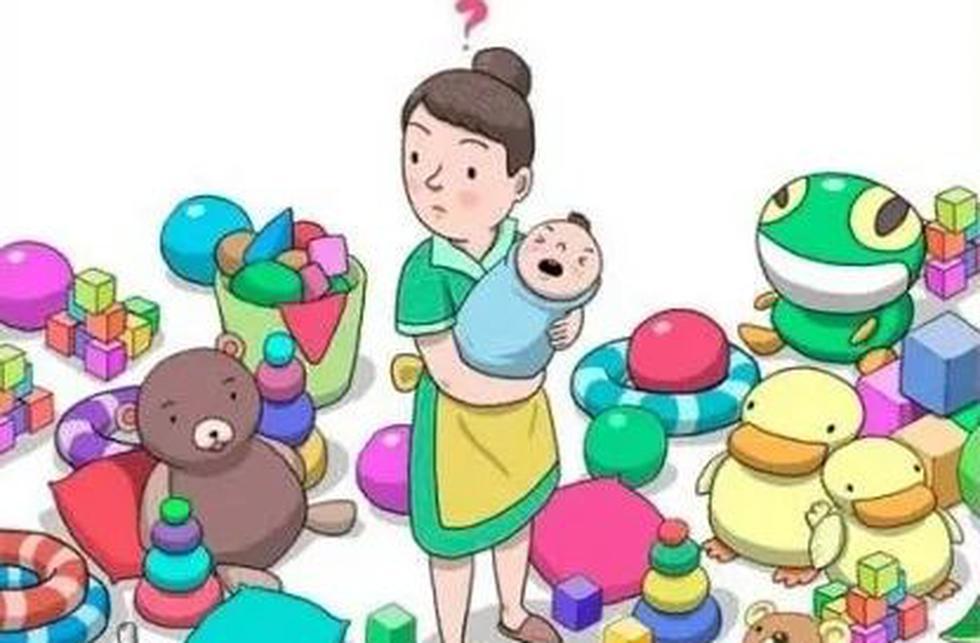 Busca en 5 segundos el chupón del bebé en el reto viral infantil que te traemos hoy. (DiariodeCuyo)
