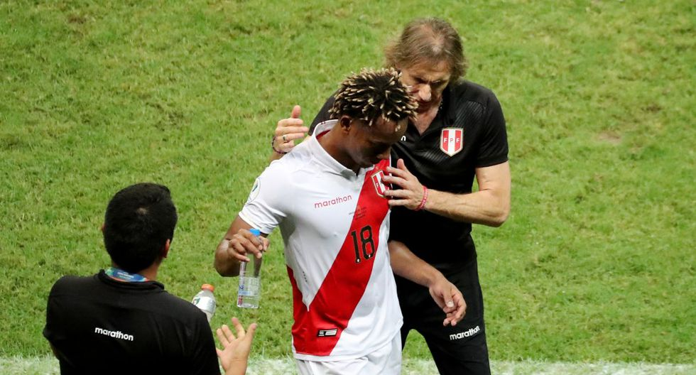 André Carrillo fue uno de los valores más altos en la Selección Peruana durante la Copa América. (Foto: Agencias)