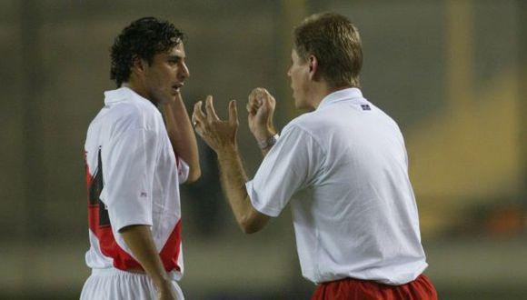 Autuori llenó de elogios a Pizarro. (Foto: GEC)