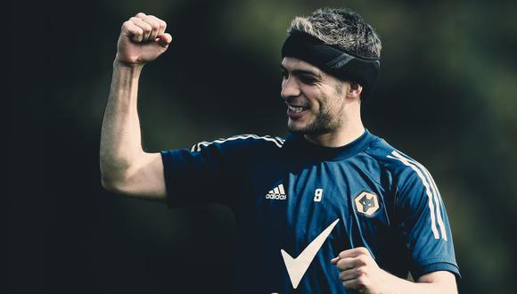 Raúl Jiménez ya está totalmente recuperado, anunció el médico de Wolverhampton. (Foto: Wolves)