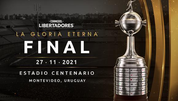 Las Finales Únicas de los torneos de Conmebol se darán en el estadio Centenario de Uruguay. (Foto: Conmebol)