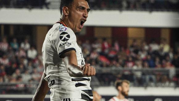 River Plate venció 2-0 a Estudiantes por la jornada 21 de la Superliga. (Foto: Twitter)