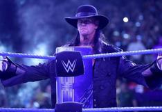 The Undertaker, leyenda de WWE, protagonizará una película interactiva de Netflix