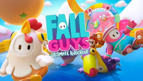 Fall Guys: ya disponible el parche de mitad de temporada con nuevo minijuegos. (Foto: Mediatonic)