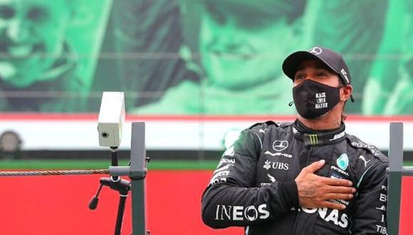 Los posibles reemplazos de Lewis Hamilton para el GP de Sakhir tras dar positivo por coronavirus. (F1)