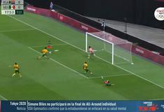 Con olor a clasificación: Alexis Vega hizo el 1-0 de México vs. Sudáfrica por Tokio 2020 [VIDEO]
