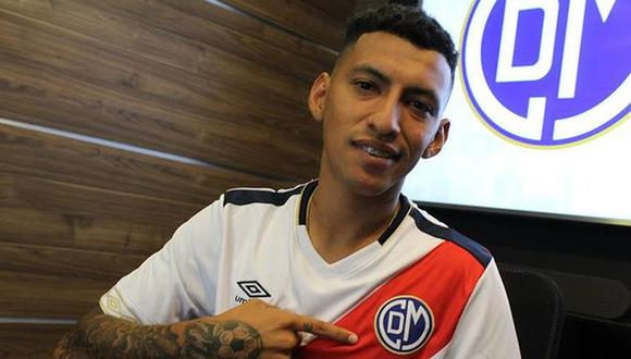 David Dioses tiene 10 partidos y 659 minutos en la Liga 1 (Foto: GEC / Agencias)