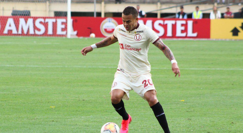 Donald Millán jugará en César Vallejo. (Foto: GEC)
