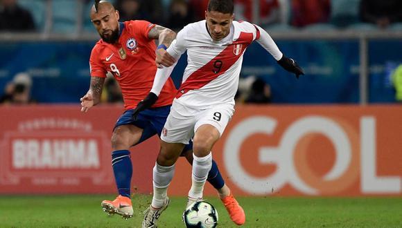 La Selección de Chile adelantó su arribo a Lima. (AFP)