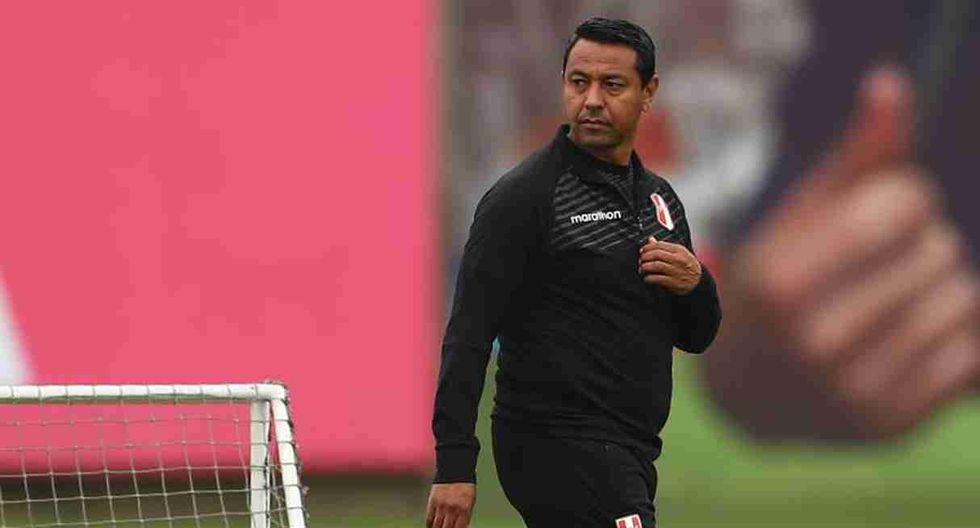 Nolberto Solano se manifestó sobre la situación de Kevin Quevedo. (Foto: Daniel Apuy)