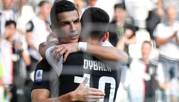 Juventus vs Bayer Leverkusen se enfrentan este martes 1 de octubre por la segunda fecha del Grupo D de la Champions League   Foto: AFP