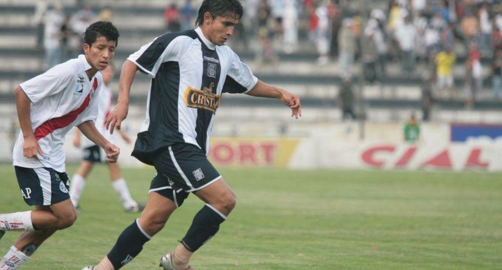 Luis Saritama jugó en el Perú por Alianza Lima.