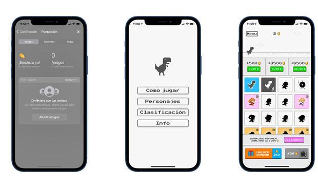 T-Rex llega a los iPhone en forma de Widget. Conoce cómo activarlo en tu celular. (Foto: Steve - iOS Store)
