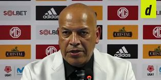 Roberto Mosquera se pronunció sobre la salida de Manuel Barreto de Cristal