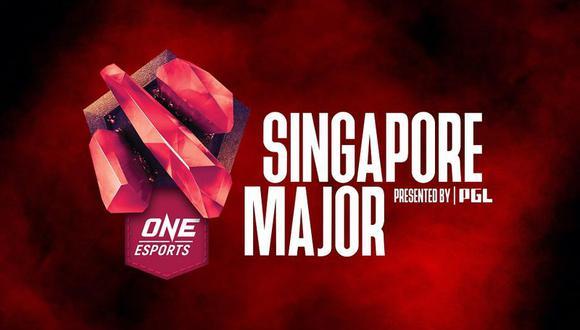 Dota 2 Singapore Major: fecha y hora de inicio del torneo internacional con presencia peruana. (Foto: PGL)
