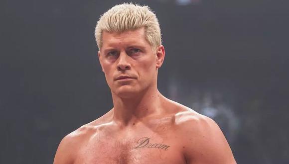 Cody Rhodes fue uno de los que impulsó la creación de AEW y ahora es uno de sus luchadores principales. (Foto: AEW/ Heel by nature)