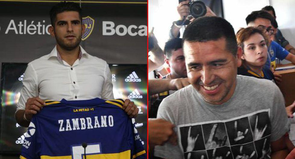 La revelación de Carlos Zambrano sobre la relación cercana que mantienen Riquelme y Gareca