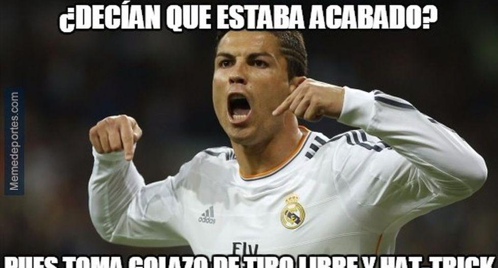 Real Madrid vs. Wolfsburgo: mira los mejores memes de la victoria merengue (Meme deportes).