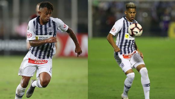 Arroé pasa por un buen momento en Alianza Lima. (Foto: GEC)