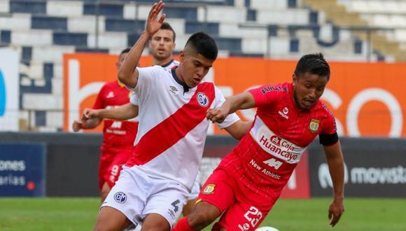 Municipal empató 0-0 con Sport Huancayo. (Foto: Liga 1)